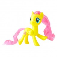 Figurina Fluttershy My Little Pony dimensiune 7 cm, in cutie