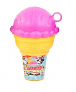 Figurina surpriza in inghetata roz Smooshy Mushy Creamery