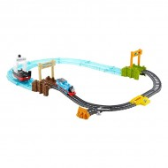 Set de joaca Thomas and Friends - Circuit Boat and Sea Track Master