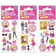 Abtibilduri modele diverse Barbie