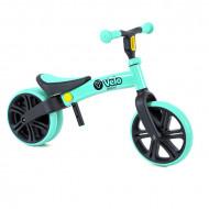 Bicicleta fara pedale verde Junior Balance Yvelo