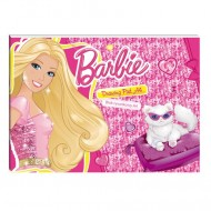Bloc de desen 20 file Barbie