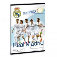 Caiet Dictando 32 file FC Real Madrid A5