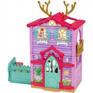 Casuta de joaca a papusii Danessa Deer- Cozy Deer House EnchanTimals