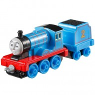Edward Locomotiva Cu Vagon  Thomas Si Prietenii - Adventures Fisher Price