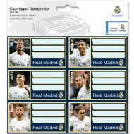 Etichete Caiet FC Real Madrid