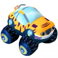 Figurina de plus 14 cm Stripes Blaze and the Monster Machines