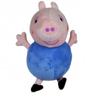 Figurina de plus Peppa Pig 25 cm George