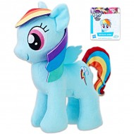 Figurina de plus Rainbow Dash My Little Pony 25 cm