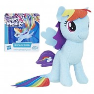 Figurina de plus Rainbow Dash Sirena My Little Pony 13 cm