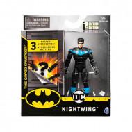 Figurina Nightwing 10 cm cu accesorii
