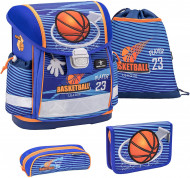 Ghiozdan scoala echipat Belmil Classy - Basket