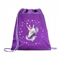 Ghiozdan scoala echipat Belmil Mini Fit - Unicornul Magic
