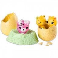 Hatchimals Colleggtibles pachet surpriza cu 2 figurine si cuib