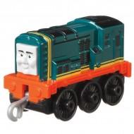 Locomotiva Metalica Paxton Push Along Thomas&Friends Track Master