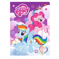 Mapa cu elastic My Little Pony