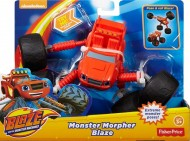 Masinuta Articulata 2 in 1 Blaze - Blaze and the Monster Machines