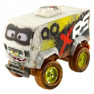 Masinuta Arvy Mud Racing XRS Disney Cars 3