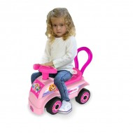 Masinuta fara pedale roz Patrula Catelusilor