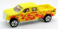 Masinuta Ford F-150 1/64 Hot Wheels Colour Shifters