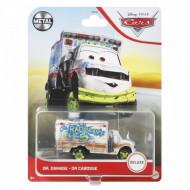 Masinuta metalica Ambulanta Dr. Damage Disney Cars Deluxe