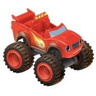 Masinuta Metalica Blaze Mud Racin Blaze - Blaze and the Monster Machines