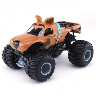 Masinuta Scooby Doo Truck 1/64 Hot Wheels Monster Jam