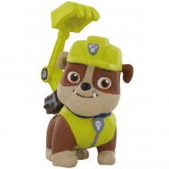 Mini Figurina Rubble Patrula Catelusilor 6 cm