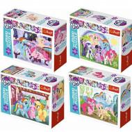 Mini puzzle My Little Pony 54 piese