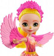 Papusa Falon Phoenix si figurina Sunrise EnchanTimals Royal