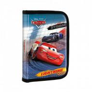 Penar Fulger McQueen si Jackson Storm neechipat cu parti pliabile Disney Cars 3