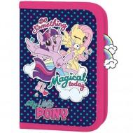Penar neechipat cu parti pliabile My Little Pony cu buline