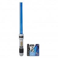 Sabie extensibila cu lumini Rey Star Wars Ultimul Jedi