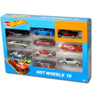 Set 10 masinute 1/64 Hot Wheels 10