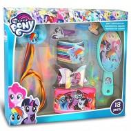 Set 18 accesorii pentru par My Little Pony