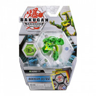 Set Bakugan Armored Alliance Baku-Gear figurina Sairus Ultra verde