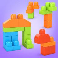 Set constructie 25 piese Mega Bloks Fisher Price - Vulpea Prietenoasa