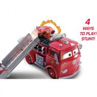 Set de joaca Cascadoriile lui Red Disney Pixar Cars