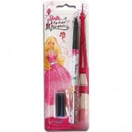 Set pix cu cerneala si rezerve Barbie