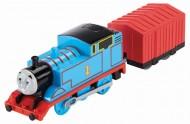 Thomas Trenulet Locomotiva Motorizata cu Vagon Thomas&Friends Track Master