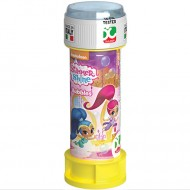 Tub baloane de sapun Shimmer&Shine 60 ml