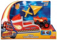 Turbo Lansator Masinuta Blaze - Blaze and the Monster Machines