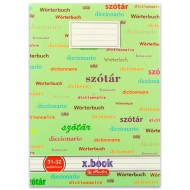 Vocabular verde 32 pagini Herlitz