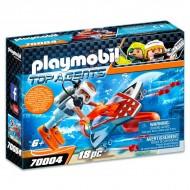 Set de joaca Scafandrii adancului City Action Playmobil