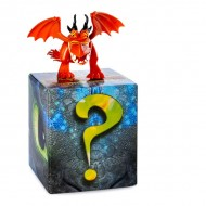 Set mini figurine Cum sa-ti dresezi dragonul - Monstrous Nightmare si 2 figurine surpriza