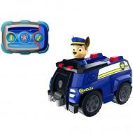 Masina de Politie a lui Chase cu telecomanda - Patrula Catelusilor