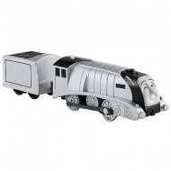Spencer Locomotiva Motorizata cu Vagon Thomas&Friends Track Master
