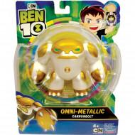 Figurina articulata Ben 10 Cannonbolt Omni-Metallic