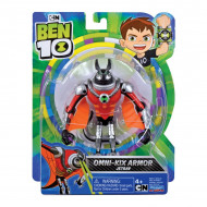 Figurina articulata Ben 10 Jetray Omni-Kix Armor