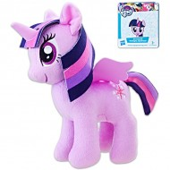 Figurina de plus Twilight Sparkle My Little Pony 25 cm